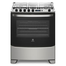 Cocina-Electrolux-76-Cm-5-Quemadores-Puerta-Full-Glass-76rss