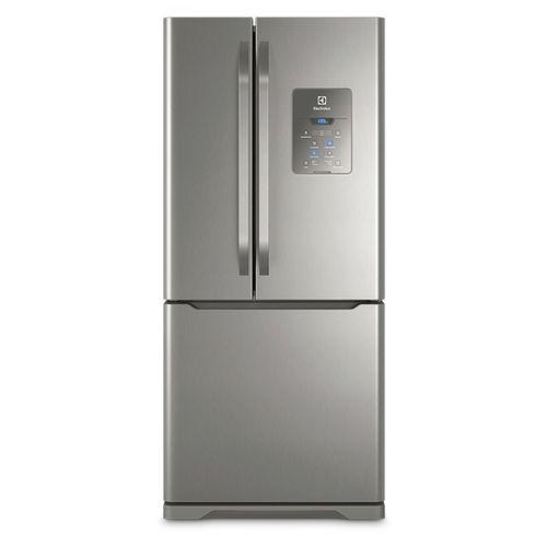 Refrigerador-Electrolux-630-Lt-No-Frost-Multi-Door-Inox