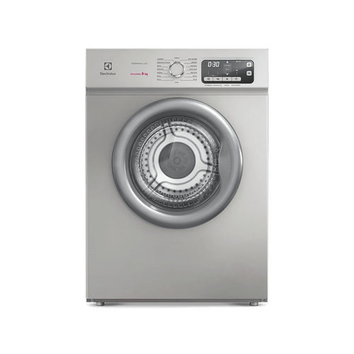 Dryer_EDET082MSG_Straight_Frontal_Electrolux